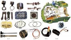 Запасные части для турбокомпрессоров