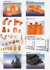 Components for refrigeratory equipment
