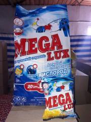 Стиральный порошок MegaLux 300гр