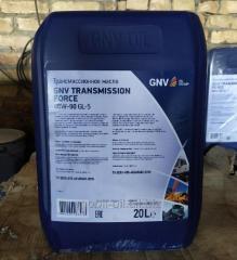 Масло для спецтехники GNV Transmission Force...