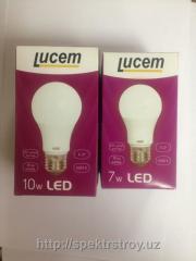 Лампы Lucem LED 12W E27 6500K