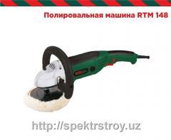 Полировка RTR 148, 1200W, 600-3000об/мин, 3,7кг