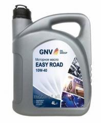 Масло полусинтетическое Моторное GNV 10W-40