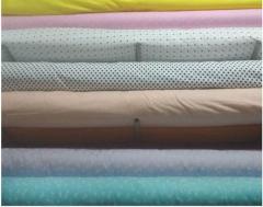 Ткань для производства текстиля в горошек