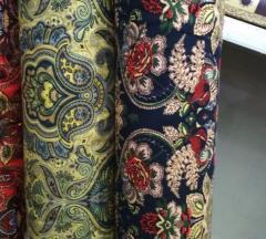 Ткань для текстиля разные узоры