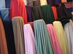 Ткань для шитья фирменной, специальной,