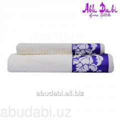 Банное полотенце махровое QD-0431