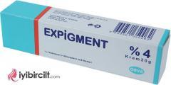 Осветляющий крем EXPIGMENT 4% 30 гр.