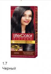 Краска для волос черный