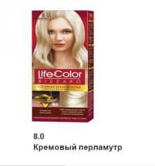 Краска для волос кремовый перламутр