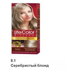 Краска для волос серебристый блонд