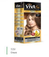 Краска для волос Viva tone ольха