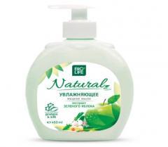 Жидкое мыло зеленое яблоко