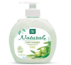 Жидкое мыло олива