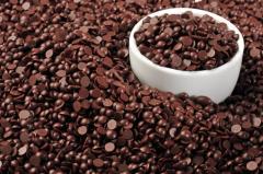 Декор шоколадный на торты