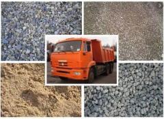 Сыпучие строительные материалы Renis Super Trade