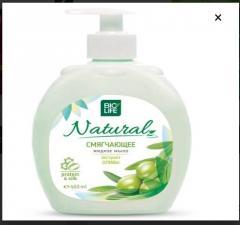 Жидкое мыло олива Bioline Сosmetiсs