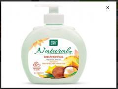 Жидкое мыло тропические фрукты Bioline...
