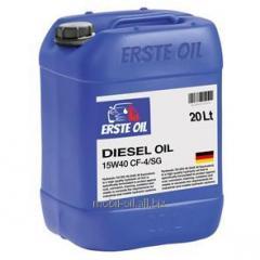 Дизельное масло 15W40 CF-4/SG