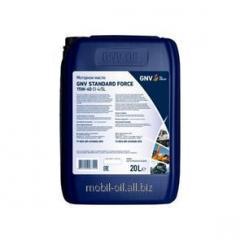Дизельное масло GNV 15w40 CI-4/SL