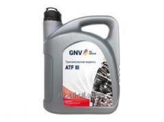 Полусинтетическая жидкость GNV ATF III