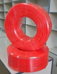 Шланги компрессорные полиуретановые метровые размер 8*5 (PU)