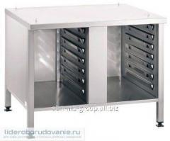 Шкаф подставка передвижная (ходовые колеса, стопорный тормоз) US III версия UltraVent, без дверцы, с задними стенками