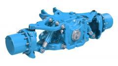Технологии для работы двигателей Dana