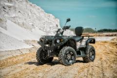 STELS ATV 650 LEOPARD