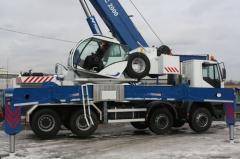Автокран TCM C2000 грузоподъемность 200т