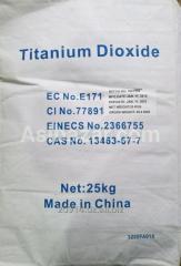 Диоксид титана Е171
