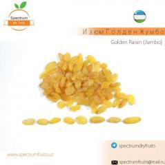 Изюм Голден Жумбо Spectrum Dry Fruits