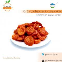 Курага Субхон Высший сорт Жумбо Spectrum Dry Fruits
