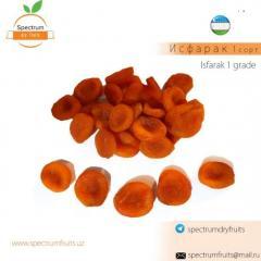 Курага сорт Исфарак Spectrum Dry Fruits