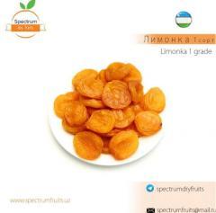 Курага Лимонка 1 сорт Spectrum Dry Fruits