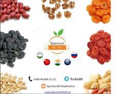 Сушеные фрукты Spectrum Dry Fruits