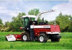 "Forage harvester ""DON 680"""