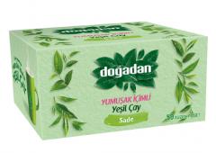 Doğadan Çayı Sade Yeşil Çay 20 пакетиков