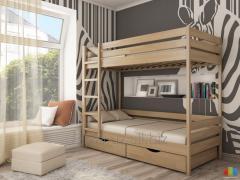 Двухъярусная кровать Юнга из дерева
