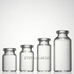 Флаконы стеклянные из медицинского стекла