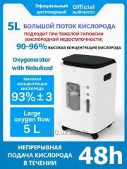 Кислородный концентратор 5 л