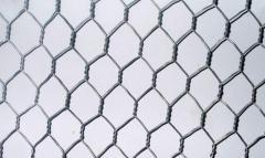 Сетка шестигранная