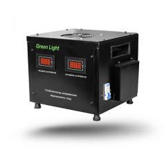 Стабилизатор напряжения Green Light ERV6 6 кВа