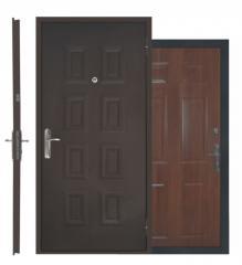 """Входная дверь Шоколад от компании """"DACROS"""""""