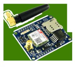 Модуль связи GPRS для счетчика электрической энергии SE340 SMART