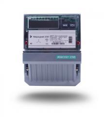 Трёхфазный счётчик Меркурий 230 АRT-03 PQRSIN