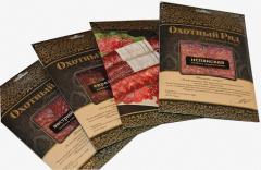 Упаковка для пищевой и кондитерской продукции