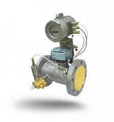 Комплекс для измерение газа КИ-СТГ-ТС-Б-80/160-10А-I-M