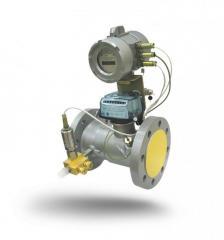 Комплекс для измерение газа КИ-СТГ-ТС-2-Б-100/650-10А-I-M-Л