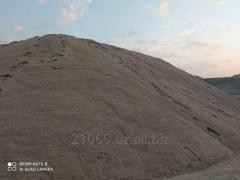 Мытый красный песок